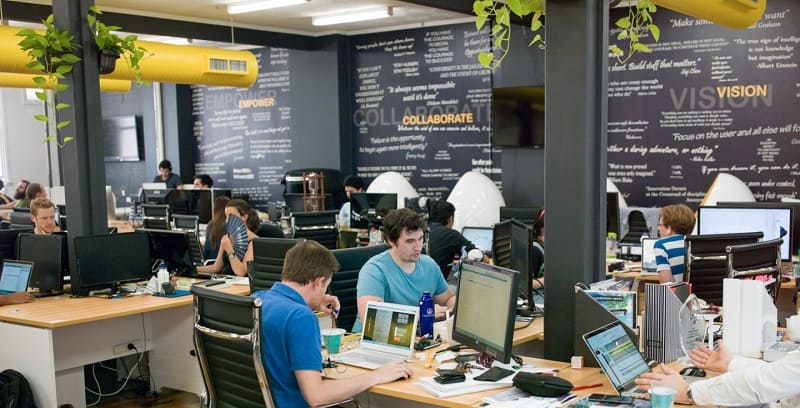 coworking office sydney