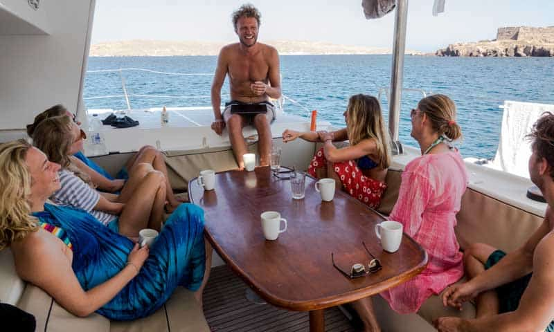 coboat. nomad event
