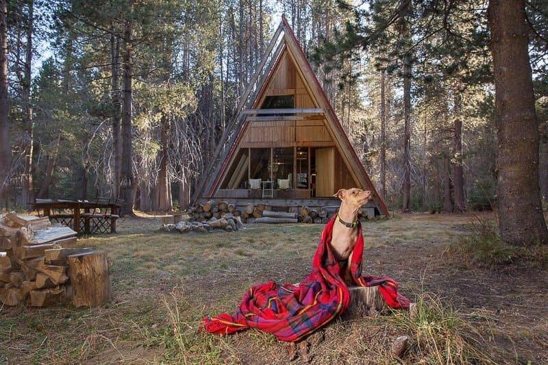aframe-cabin-california
