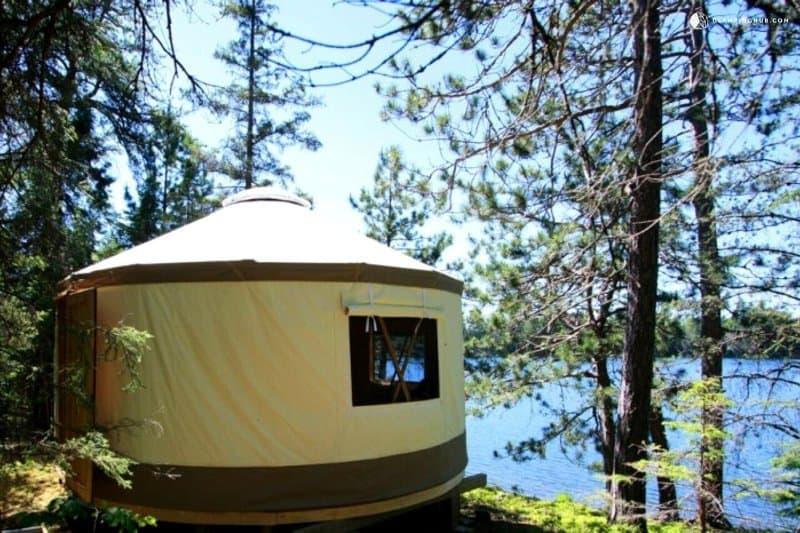 yurt-in-ontario