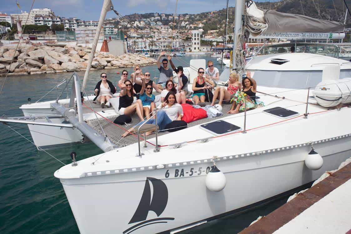 sunny office - sailing